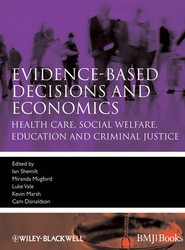 Evidence–based Decisions and Economics