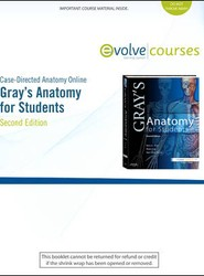 Case-Directed Anatomy Online Course for Gray's Anatomy for Students, 2e and Gray's Anatomy for Students Package