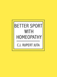 Better Sport with Homeopathy