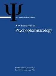 APA Handbook of Psychopharmacology