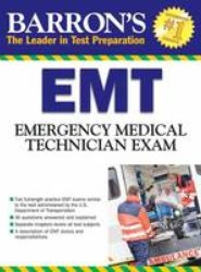 Barron's EMT, 3rd Edition