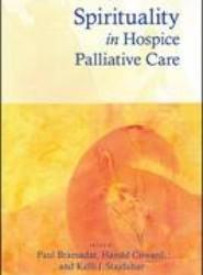 Spirituality in Hospice Palliative Care