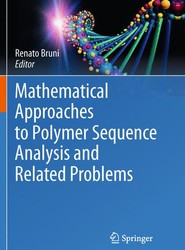 Mathematical Approaches to Polymer Sequence Analysis and Related Problems