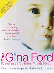 Gina Ford Baby and Toddler Cook Book