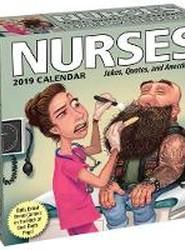 Nurses 2019 Day-to-Day Calendar