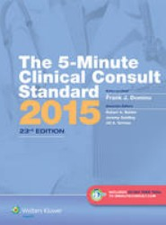 The 5-Minute Clinical Consult Standard 2015