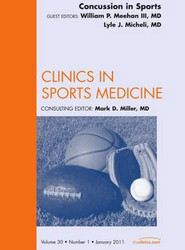 Concussion in Sports, An Issue of Clinics in Sports Medicine