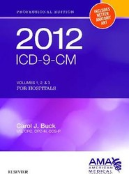 ICD-9-CM 2012 Professional Edition for Hospitals, Compact