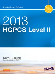 HCPCS 2013: Level II