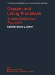 Oxygen and Living Processes