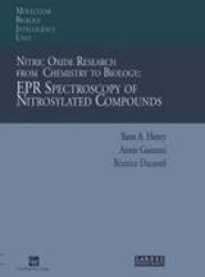 Nitric Oxide Research from Chemistry to Biology: EPR Spectroscopy of Nitrosylated Compounds