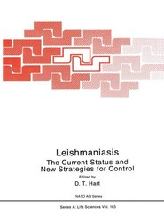 Leishmaniasis: The Current Status and New Strategies for Control