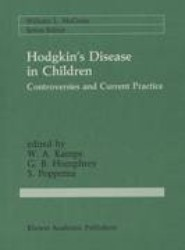 Hodgkin's Disease in Children