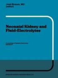 Neonatal Kidney and Fluid-Electrolytes