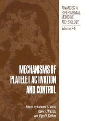 Mechanisms of Platelet Activation and Control