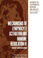 Mechanisms of Lymphocyte Activation and Immune Regulation IV