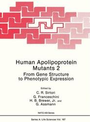 Human Apolipoprotein Mutants 2