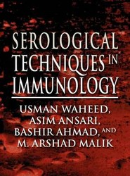 Serological Techniques in Immunology