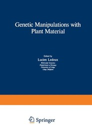 Genetic Manipulations with Plant Material