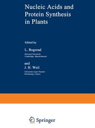 Nucleic Acids and Protein Synthesis in Plants