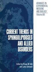 Current Trends in Sphingolipidoses and Allied Disorders