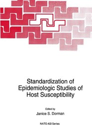 Standardization of Epidemiologic Studies of Host Susceptibility