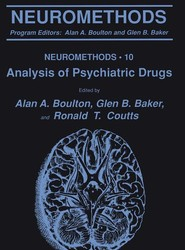 Analysis of Psychiatric Drugs