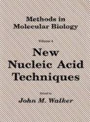 New Nucleic Acid Techniques