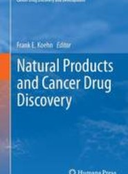 Natural Products and Cancer Drug Discovery