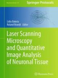 Laser Scanning Microscopy and Quantitative Image Analysis of Neuronal Tissue