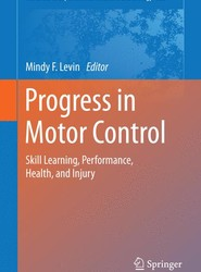 Progress in Motor Control