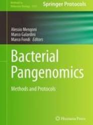 Bacterial Pangenomics