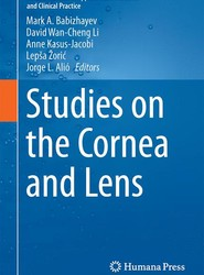 Studies on the Cornea and Lens