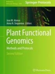 Plant Functional Genomics