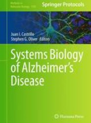 Systems Biology of Alzheimer's Disease