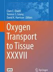 Oxygen Transport to Tissue XXXVII