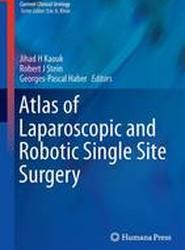 Atlas of Laparoscopic and Robotic Single Site Surgery 2016