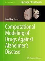 Computational Modeling of Drugs Against Alzheimer's Disease
