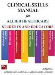 Clinical Skills Manual for Allied Healthcare Students & Educators