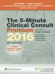 The 5-Minute Clinical Consult Premium 2016