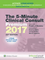 The 5-Minute Clinical Consult Premium 2017