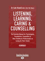 Listening, Learning, Caring & Counselling