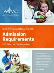 Veterinary Medical School Admission Requirements (VMSAR)