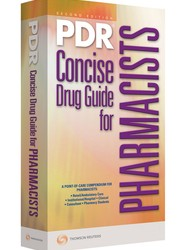 2009 PDR Concise Drug Guide for Pharmacists