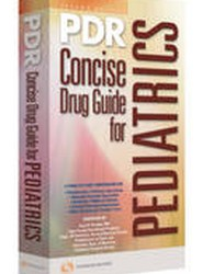 PDR Concise Drug Guide for Pediatrics 2009
