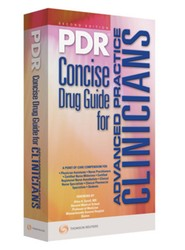 2009 PDR Concise Drug Guide for Advanced Practice Clinicians