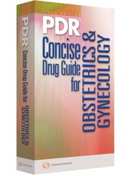 2009 PDR Concise Drug Guide for Obstetrics and Gynecology