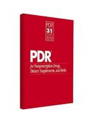 PDR for Nonprescription Drugs, Dietary Supplements and Herbs 2010