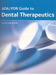 PDR Guide to Dental Therapeutics