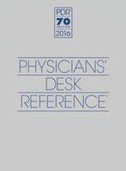 2016 Physicians' Desk Reference, 70th Edition (Boxed)